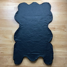 "Load image into Gallery viewer, ""HAND MADE"" Cerberus BROWN RUG 4 FOOT"