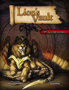 Fate of the Forebears - Part 3: Lion's Vault (PDF)