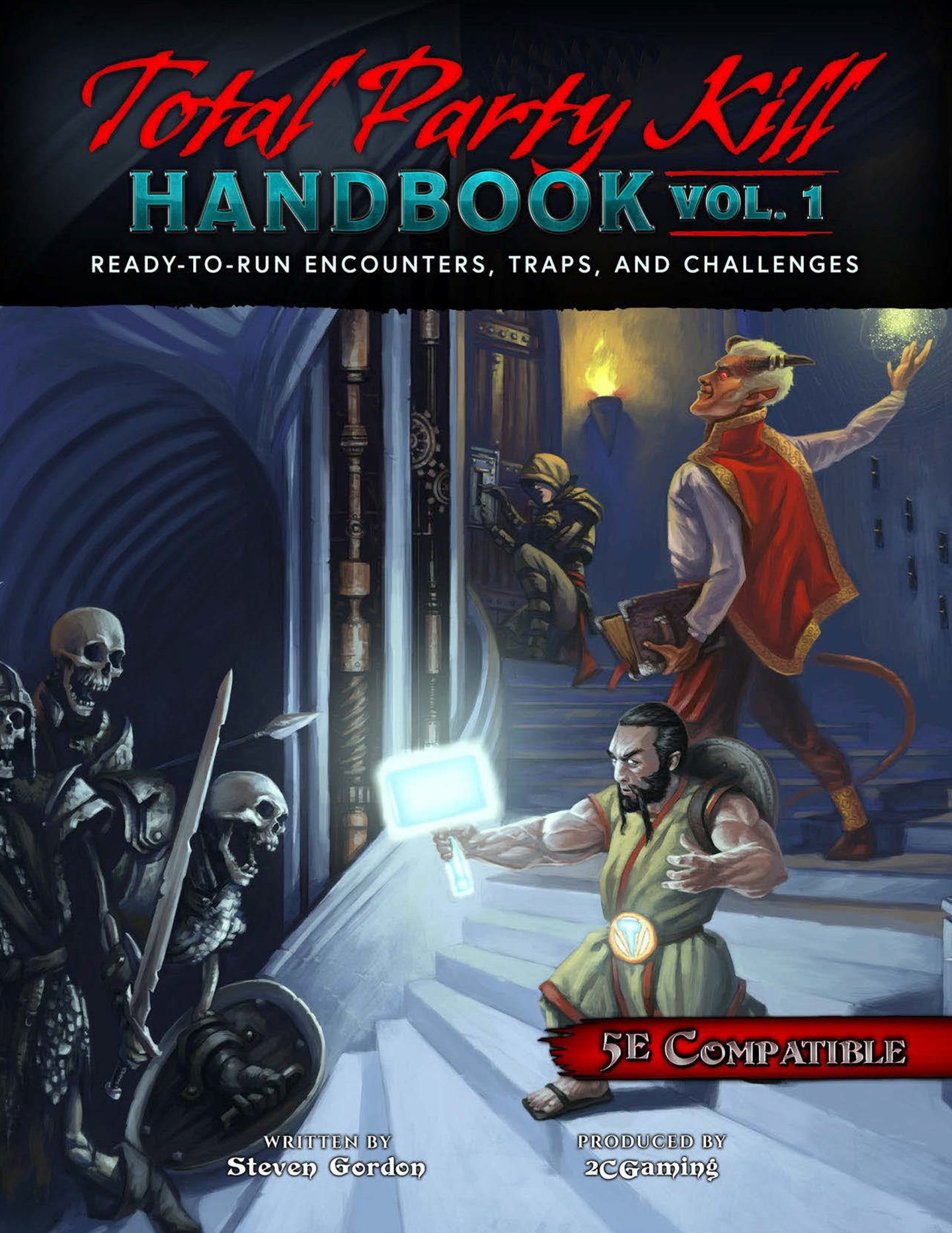 Total Party Kill Handbook - Vol. 1 (PDF)