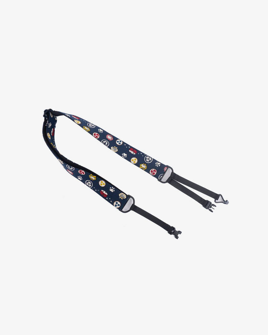 Anime cat clip on ukulele hook strap -1