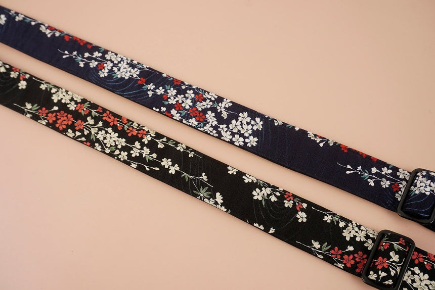 Weeping Cherry Ukulele Shoulder Strap-detail-1