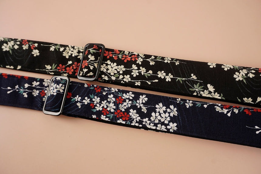 Weeping Cherry Ukulele Shoulder Strap-detail-2