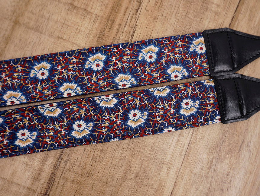Thorn Daisy printed camera strap-4