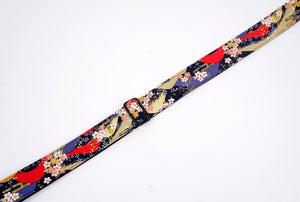 Hill and Sakura clip-on ukulele hook strap-5