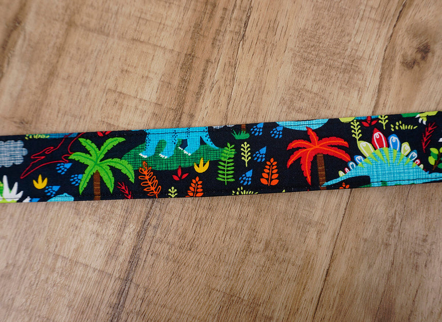 jungle and dinosaur cute ukulele shoulder strap -6
