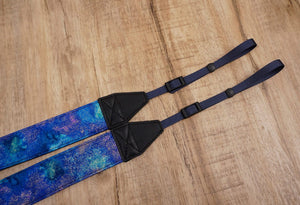 space galaxy printed nice camera strap-2