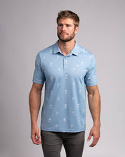 Load image into Gallery viewer, Travis Matthew Loose Screws Polo