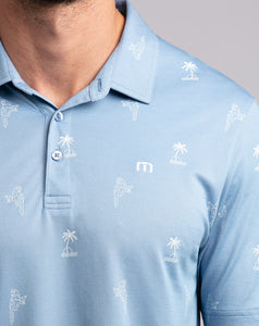 Travis Matthew Loose Screws Polo