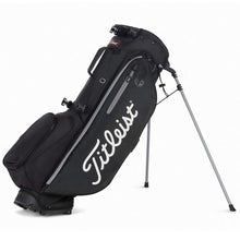Load image into Gallery viewer, Titleist Player's 4 Plus Stand Bag - Black