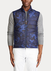 RLX Golf Camo Stretch Terry Vest