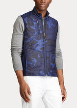 Load image into Gallery viewer, RLX Golf Camo Stretch Terry Vest