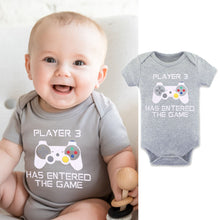 Load image into Gallery viewer, New Baby Player Jumpsuit