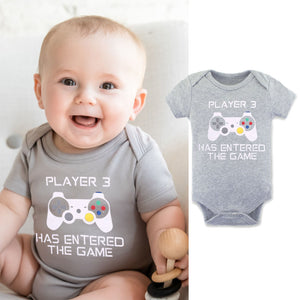 New Baby Player Jumpsuit