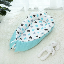 Load image into Gallery viewer, Stars Baby Lounger