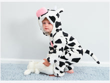 Load image into Gallery viewer, Baby Cow Onesie