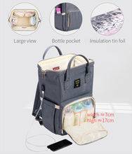 Load image into Gallery viewer, Maternity Diaper Bag