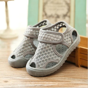 Breathable Net Sandals