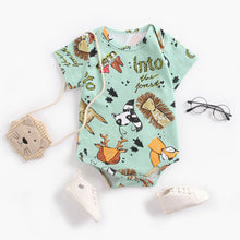 Load image into Gallery viewer, Baby Cartoon Romper
