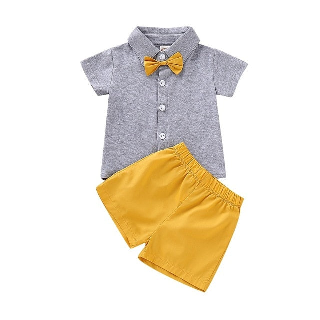 Summer Bowtie Set