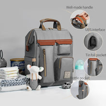 Load image into Gallery viewer, Diaper Bag Backpack