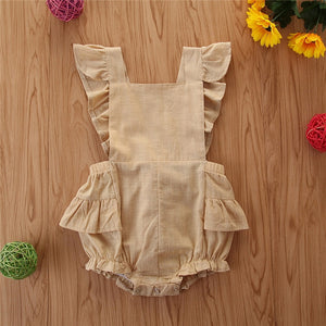Baby Girl Body Suit