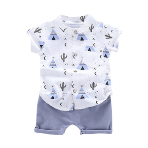 Cool Summer Baby Boy Set