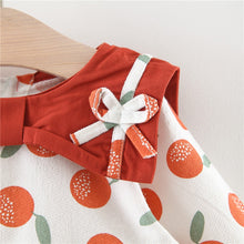 Load image into Gallery viewer, Baby Girls Long Sleeve Bow