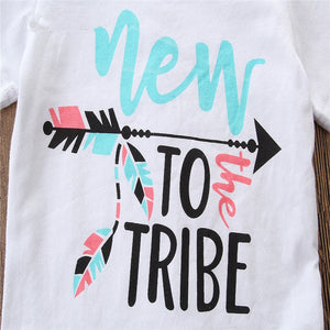 New To The Tribe bodysuit