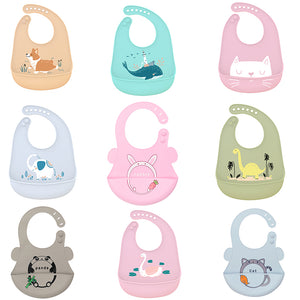 Cartoon Bibs