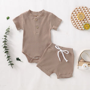 Summer Bodysuit Set