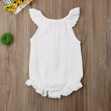 Load image into Gallery viewer, Sunsuit Baby Romper