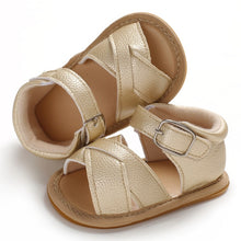 Load image into Gallery viewer, Criss-Cross Summer Sandals