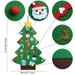 Kids Christmas Tree Set