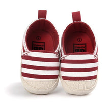 Load image into Gallery viewer, Cute Striped Shoes