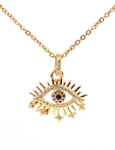 La Iris Necklace