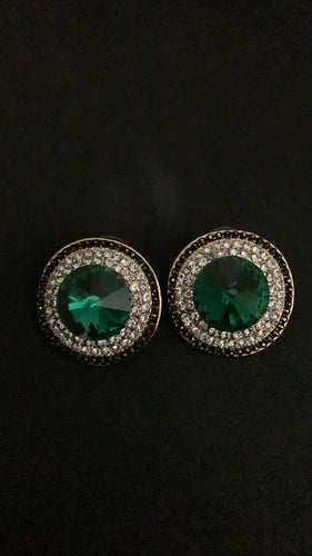 La Esmeralda Earrings