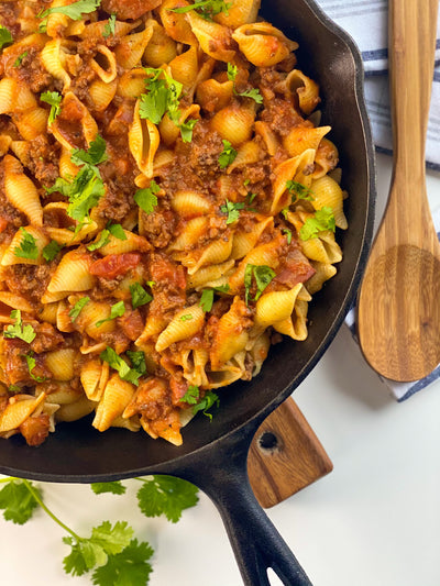 Spicy Peruvian Bolognese