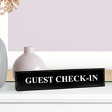Guest Check-In - Office Desk Accessories D?cor