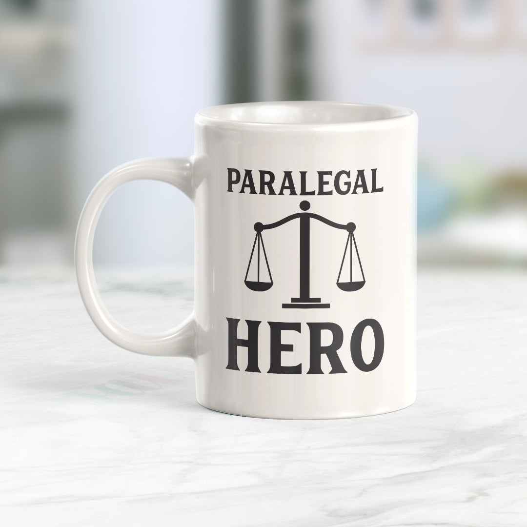Paralegal Hero Coffee Mug