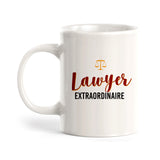 Lawyer Extraordinaire Coffee Mug
