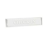 Check-In - Office Desk Accessories D?cor