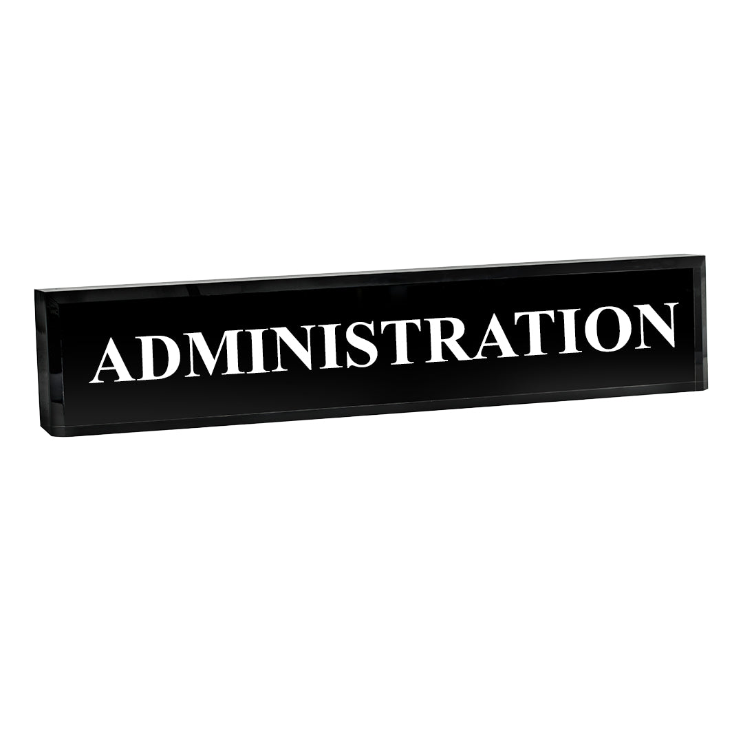 Administration - Office Desk Accessories D?cor