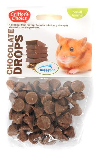 3Copy of 2Copy of ! critter's choice chocolate snack knaagdier 75 gr