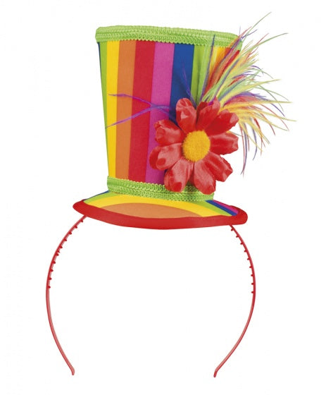 Tiara blossom clown one size
