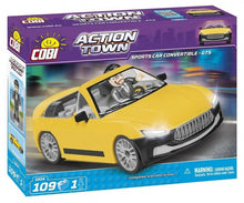 Afbeelding in Gallery-weergave laden, Action town bouwpakket sports car convertible - gts 109-delig 1804
