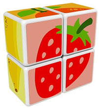 Afbeelding in Gallery-weergave laden, Magicube fruit 4-delig