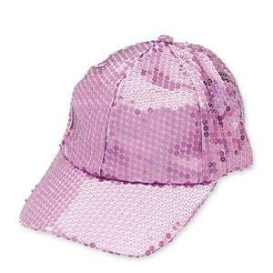 Glitter & glamour pet dames one size roze