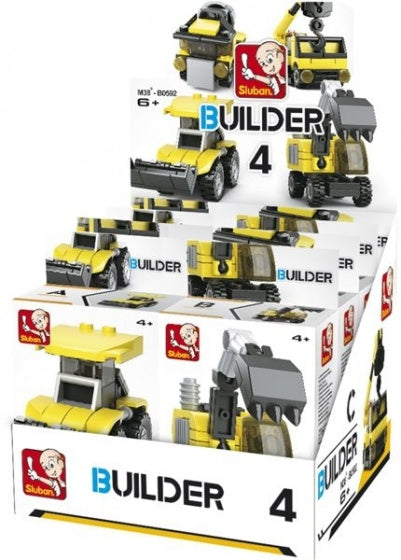 Builder: display 8 construction (m38-b0592)