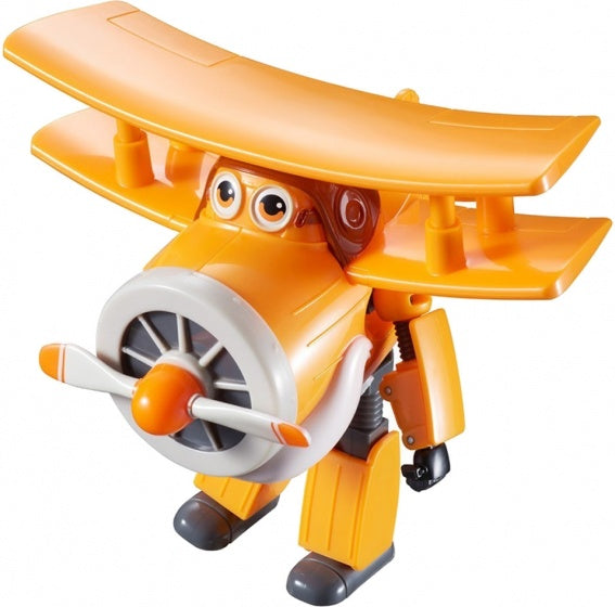 Speelfiguur transforming! grand albert 12 cm oranje