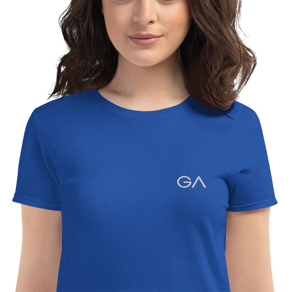 Galactic Automa - Women's short sleeve t-shirt
